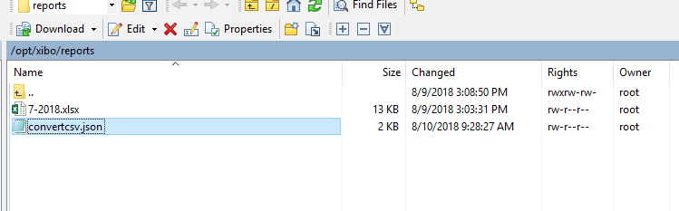 Remote Dataset from Excel File - Xibo Community