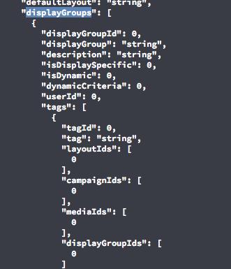 Cannot Get Display Download status via API - Dev - Xibo Community
