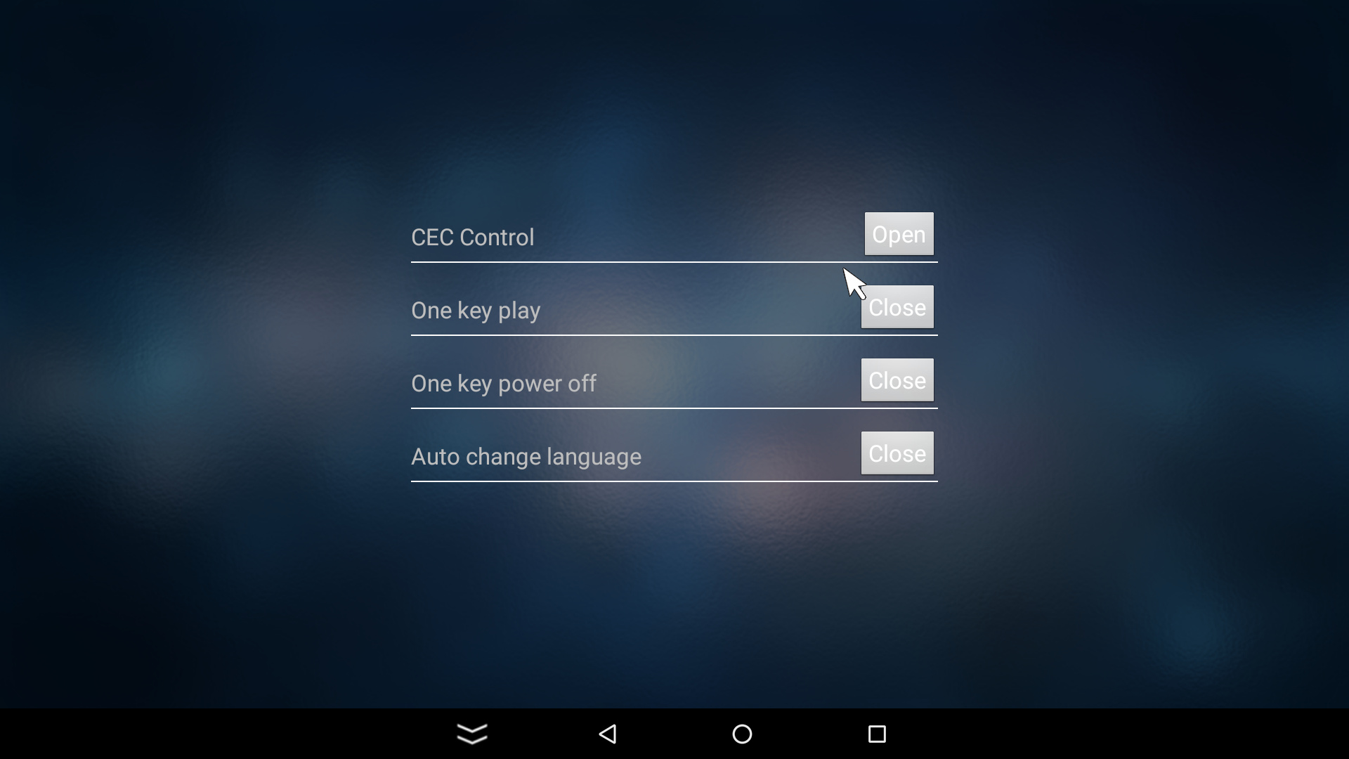 Android CEC Screen Power On/Off with DSDevices DSCS9 | Xibo