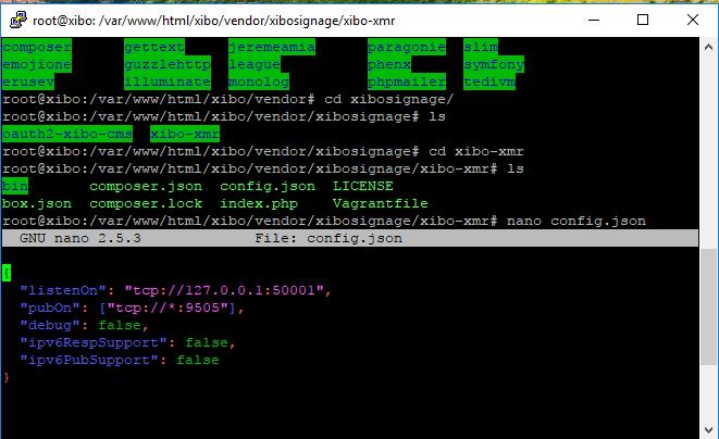Xibo 1 8 2 no screenshots - Support - Xibo Community