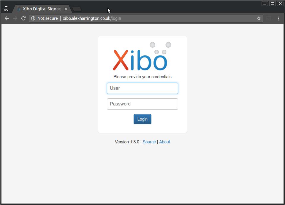 Xibo for Docker on Ubuntu 16 04 | Xibo Open Source Digital