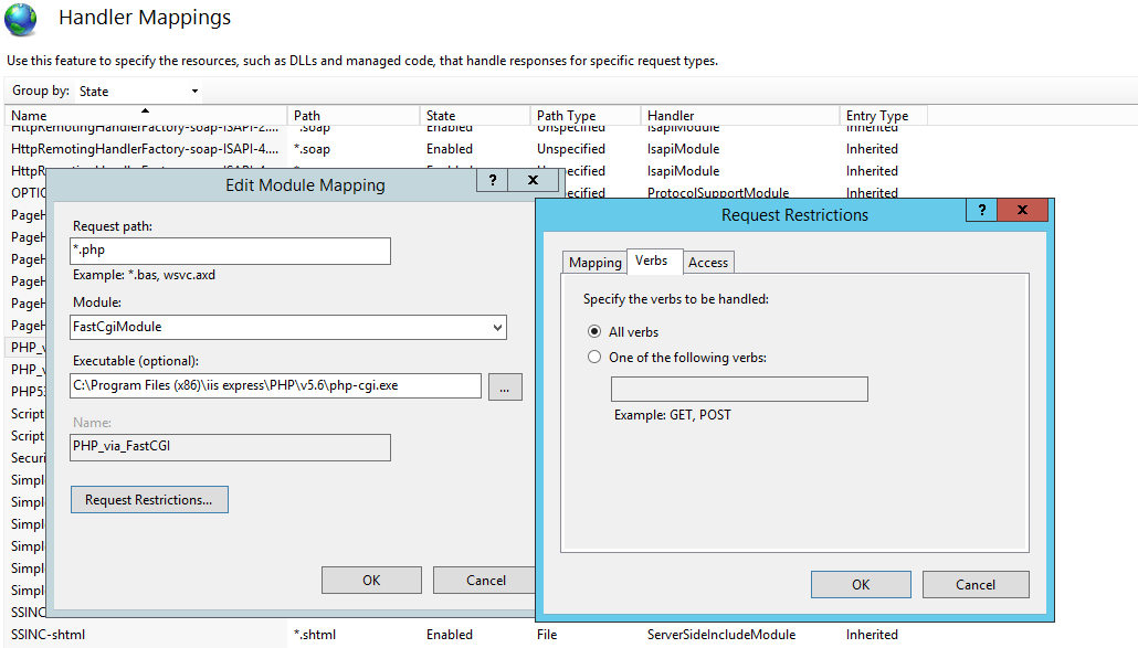 XIBO step by step Installation IIS 8 5 on WINDOWS SERVER 2012